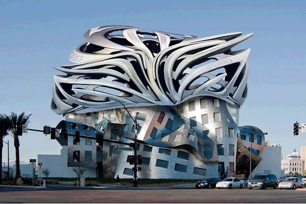 Gehry-Cleveland-Medical-Centre