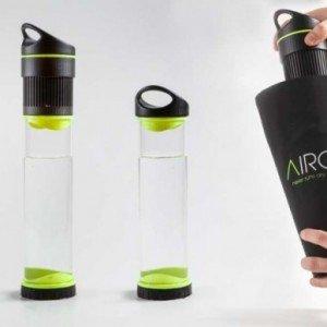 空気中の水蒸気を集めて飲料水を生成。Fontusが凄い!用途によってRydeとAiroが選べる!