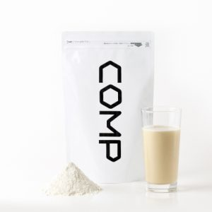 完全栄養食「COMP」が凄い!コップ1杯で必要な栄養全て摂取