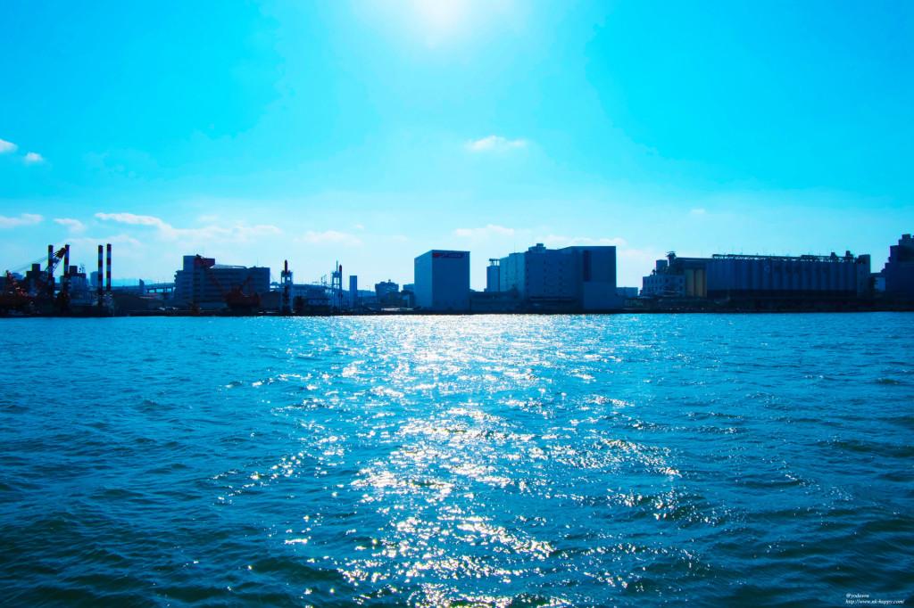 壁紙16海と太陽