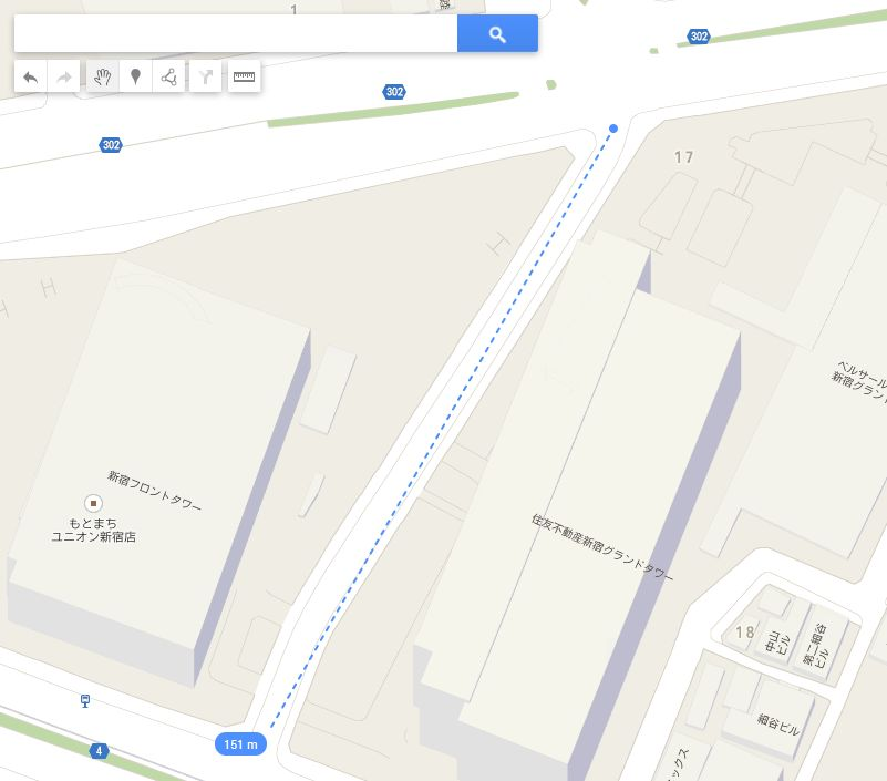 GoogleMap 独自の地図16