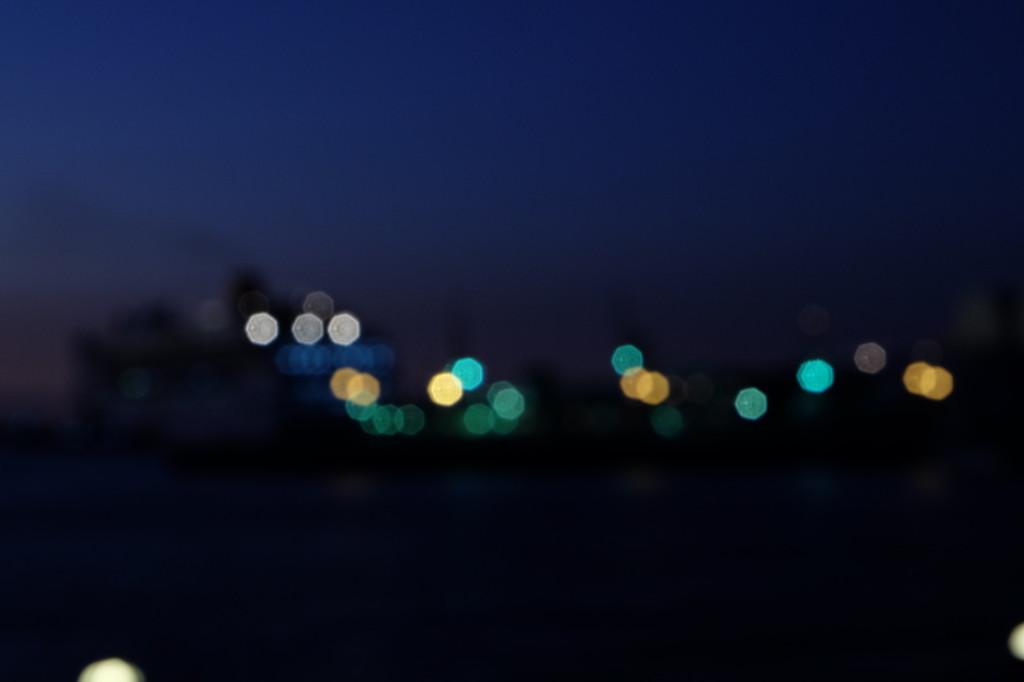 ベイサイドプレイス博多の夕日21