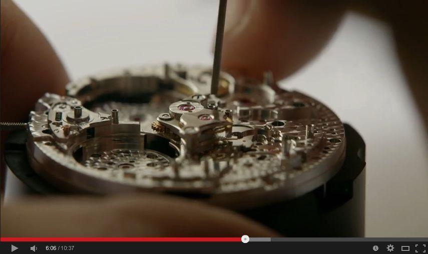 【動画】もはや芸術品。2.8億円の超高級腕時計が出来るまで。