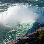 米国/カナダ Niagara Falls ナイアガラの滝