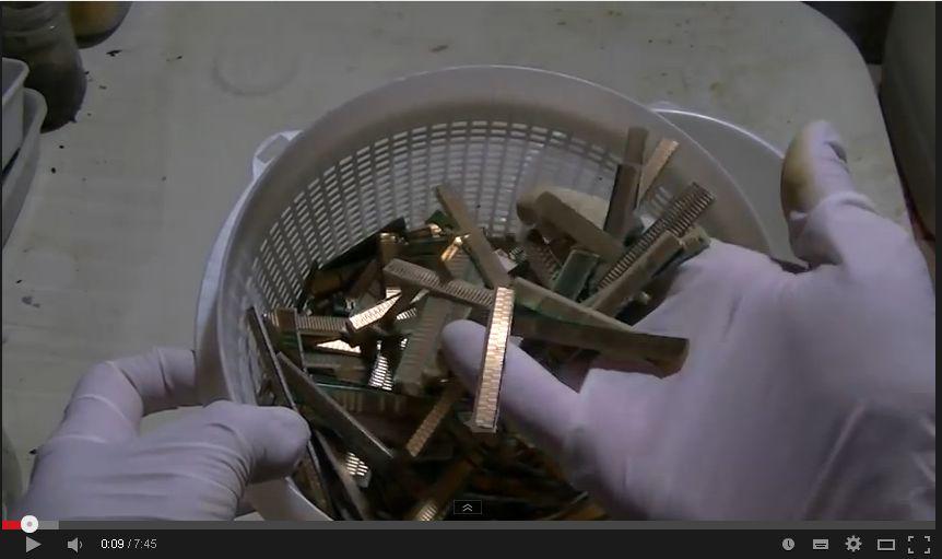 【動画】世界の金の20%は日本に有る?金の埋蔵量世界一は日本だった・・・