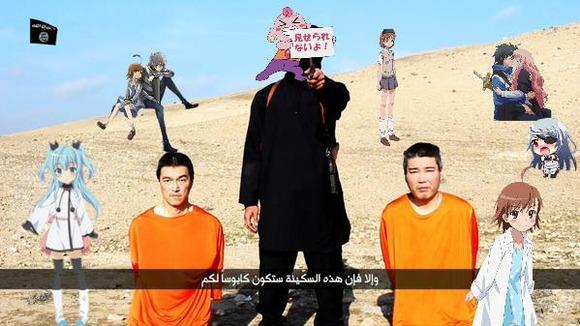 【画像大量】勢い衰えず。#ISISクソコラグランプリで投稿された画像