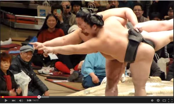 コレを見ればあなたも相撲好きに!初っ切りが面白い