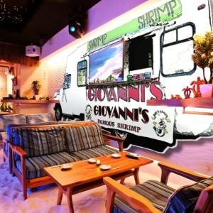 ガーリックシュリンプの名店「GIOVANNNI'S JAPAN(ジョバンニーズ)」が2015年7月24日新宿区歌舞伎町に日本初上陸