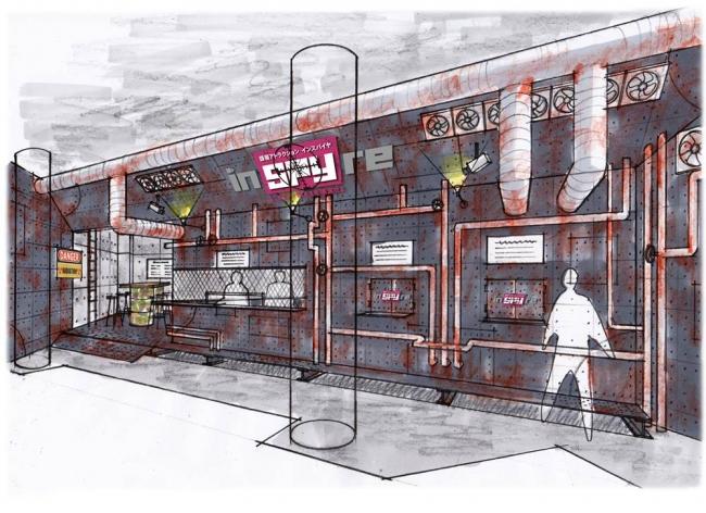 東京都新宿歌舞伎町にスパイ体験が出来るin SPY re(インスパイヤ)が2016年2月オープン!100万円山分け