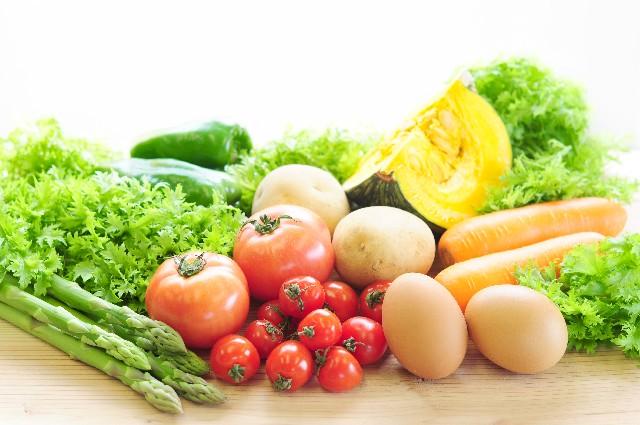 葉酸と食品