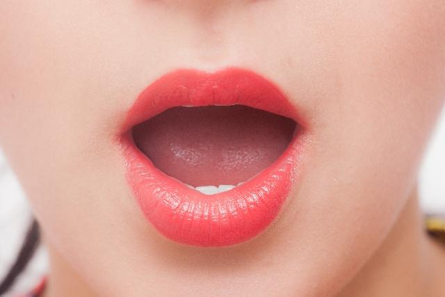 舌の裏の水ぶくれ