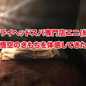 福岡のドライヘッドスパ専門店エニ(縁 eni)で体感してきた